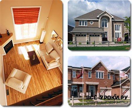 Energy Efficient Housing Series R-2000 / Строительство энергоэффективных домов (1987, видеоурок) TVR