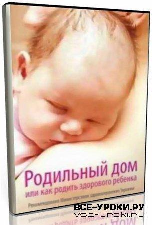 Родильный дом или Как родить здорового ребенка (Сжатая версия, 2007) DVD5
