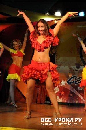 Клубные танцы: Сальса ассорти (2005) DVDRip