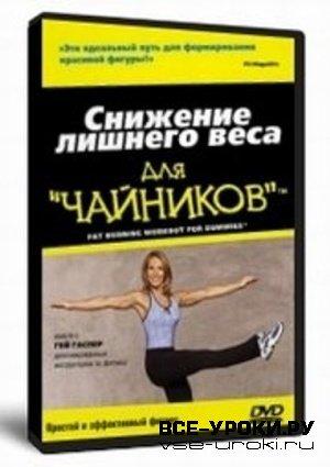 """Снижение лишнего веса для """"чайников"""" (2006) DVDRip"""