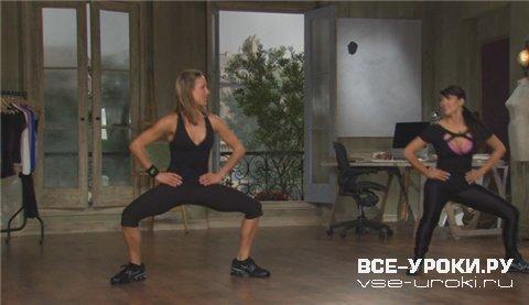 Kim Kardashian: Ultimate Butt Body Sculpt / Ким Кардашиан: влезть в джинсы к пятнице (2009) DVDRip