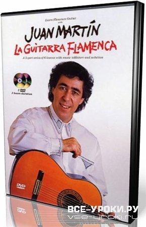 Juan Martin: La Gutarra Flamenca DVDRip