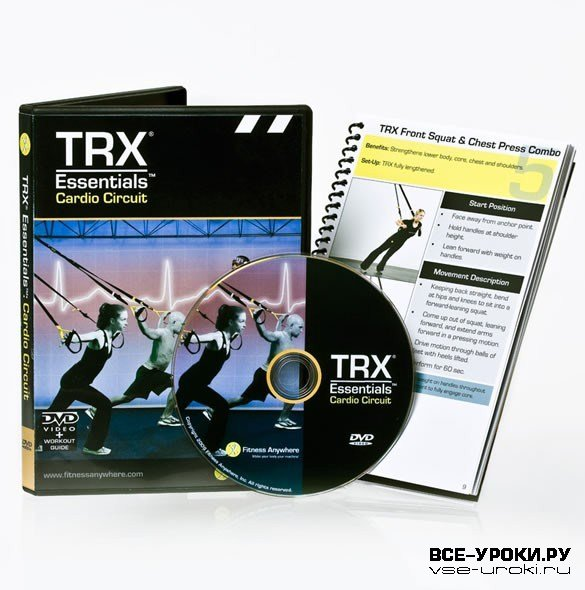 TRX Essentials - Cardio Circuit Workout 2009 (DVDRip)