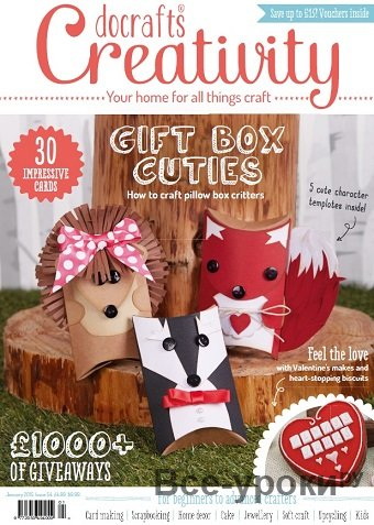 Docrafts® Creativity Issue 54 January