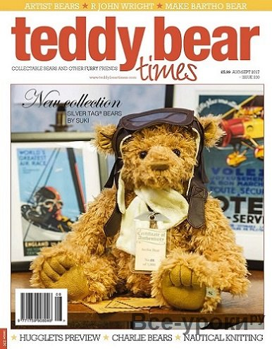 Teddy Bear Times №230 2017 August/September