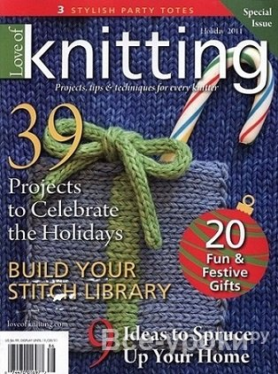 Love of Knitting - Holiday 2011