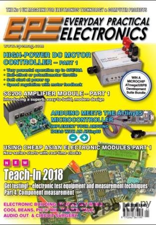 Everyday Practical Electronics №1-6  (2018)