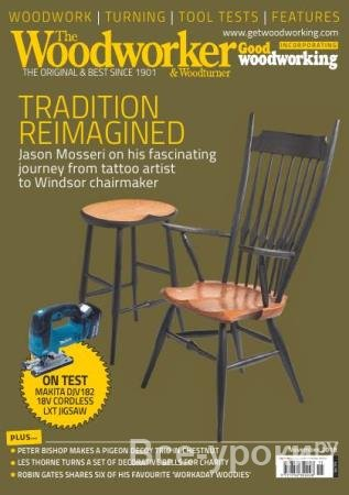 The Woodworker & Woodturner №11  (november /  2018)