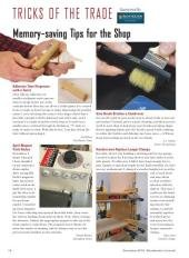 Woodworker's Journal   (December /  2018)