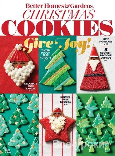 Better Homes & Gardens - Christmas Cookies 2020