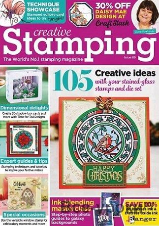 Creative Stamping №89 2020