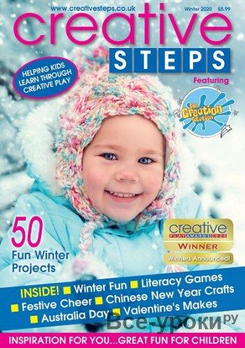 Creative Steps - Winter 2020